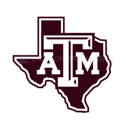 Texas A M Aggies Iron-on Stickers (Heat Transfers)NO.6490