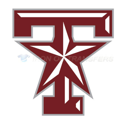 Texas A M Aggies Iron-on Stickers (Heat Transfers)NO.6493