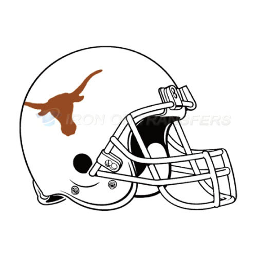 Texas Longhorns Iron-on Stickers (Heat Transfers)NO.6507