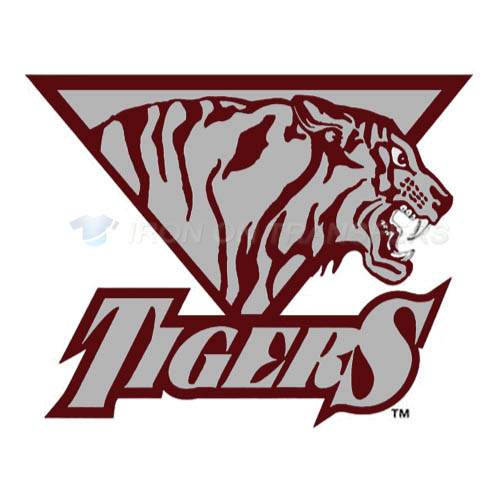 Texas Southern Tigers Iron-on Stickers (Heat Transfers)NO.6547