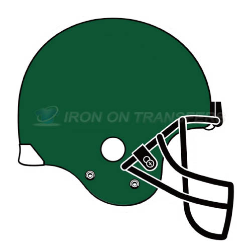 Tulane Green Wave Iron-on Stickers (Heat Transfers)NO.6615