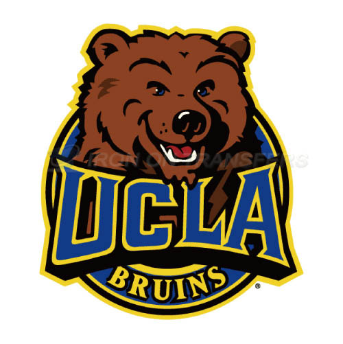 UCLA Bruins Iron-on Stickers (Heat Transfers)NO.6644