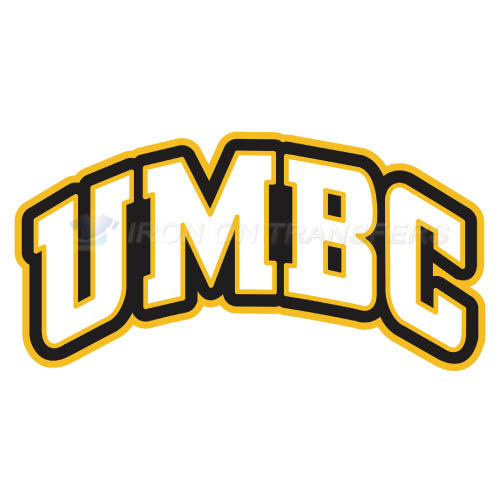 UMBC Retrievers Iron-on Stickers (Heat Transfers)NO.6688