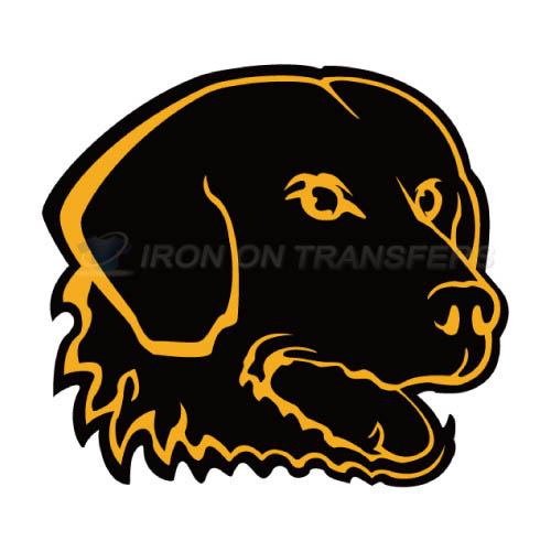 UMBC Retrievers Iron-on Stickers (Heat Transfers)NO.6689
