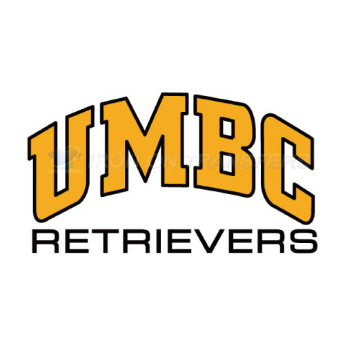 UMBC Retrievers Iron-on Stickers (Heat Transfers)NO.6690
