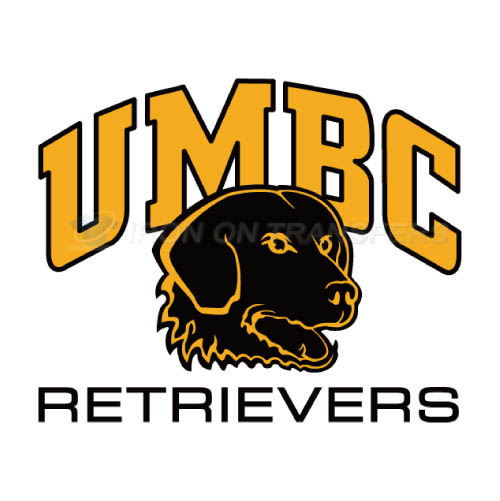 UMBC Retrievers Iron-on Stickers (Heat Transfers)NO.6691