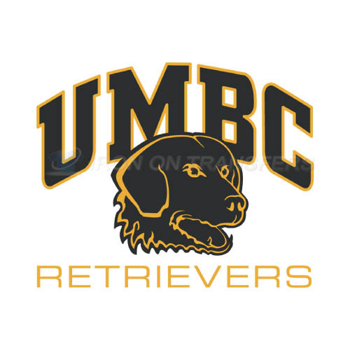 UMBC Retrievers Iron-on Stickers (Heat Transfers)NO.6692