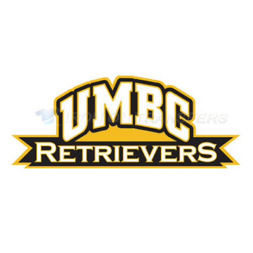 UMBC Retrievers Iron-on Stickers (Heat Transfers)NO.6693