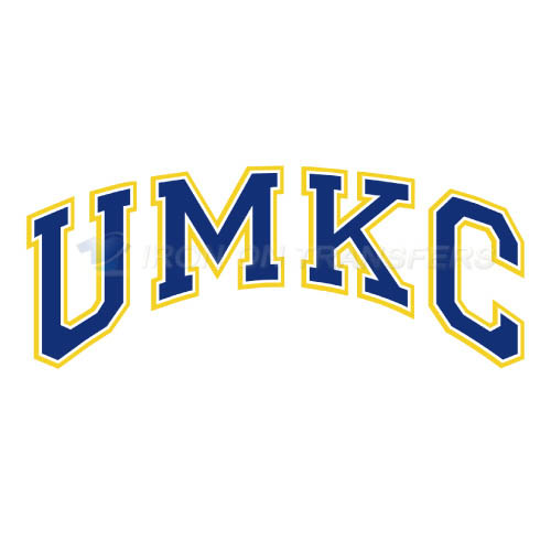 UMKC Kangaroos Iron-on Stickers (Heat Transfers)NO.6695