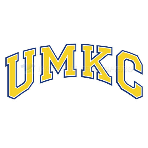 UMKC Kangaroos Iron-on Stickers (Heat Transfers)NO.6697