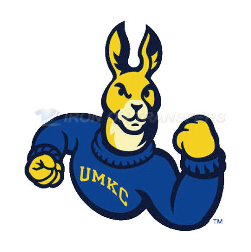 UMKC Kangaroos Iron-on Stickers (Heat Transfers)NO.6699