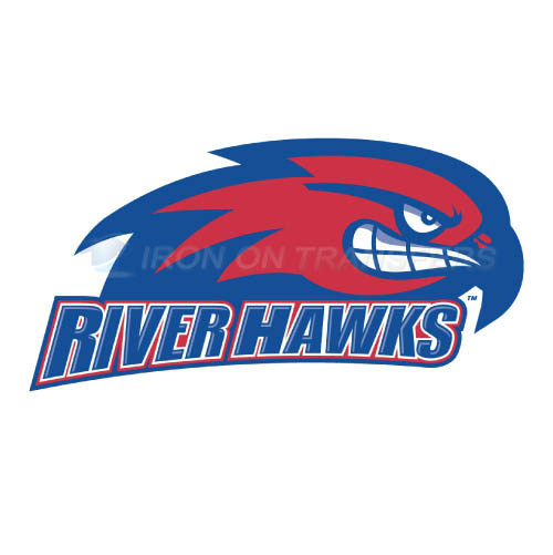 UMass Lowell River Hawks Iron-on Stickers (Heat Transfers)NO.6679