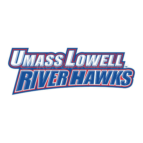 UMass Lowell River Hawks Iron-on Stickers (Heat Transfers)NO.6681