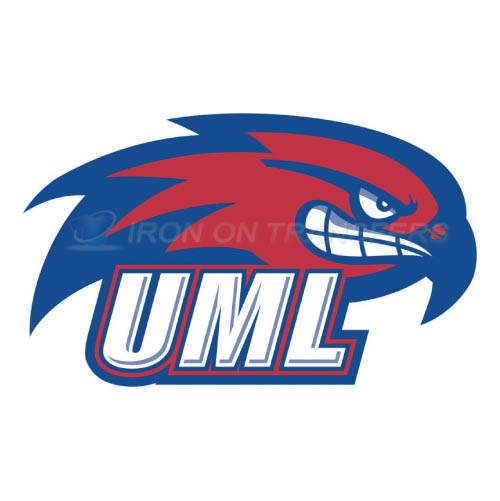 UMass Lowell River Hawks Iron-on Stickers (Heat Transfers)NO.6685
