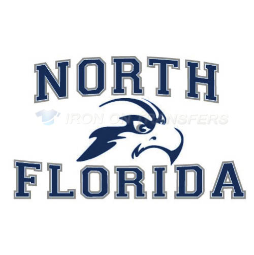 UNF Ospreys Iron-on Stickers (Heat Transfers)NO.6705