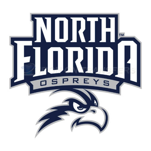 UNF Ospreys Iron-on Stickers (Heat Transfers)NO.6707