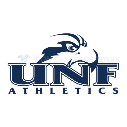 UNF Ospreys Iron-on Stickers (Heat Transfers)NO.6708