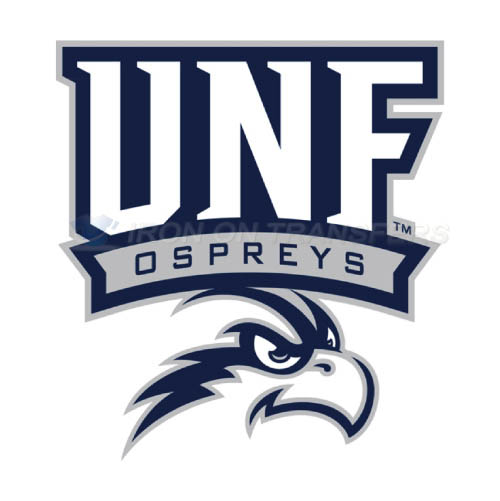 UNF Ospreys Iron-on Stickers (Heat Transfers)NO.6709