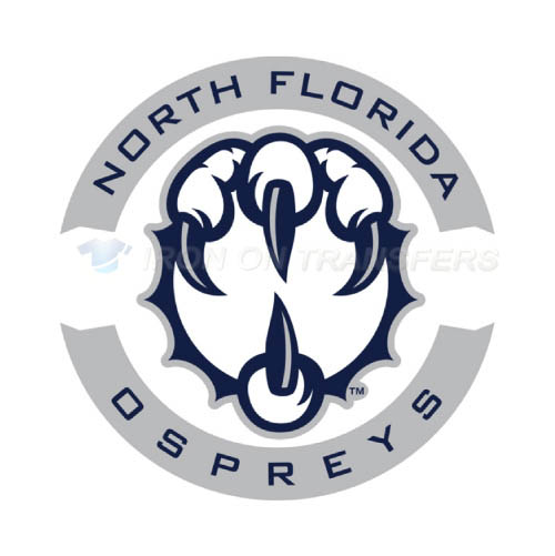 UNF Ospreys Iron-on Stickers (Heat Transfers)NO.6711