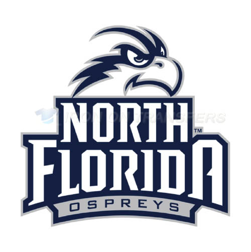 UNF Ospreys Iron-on Stickers (Heat Transfers)NO.6713