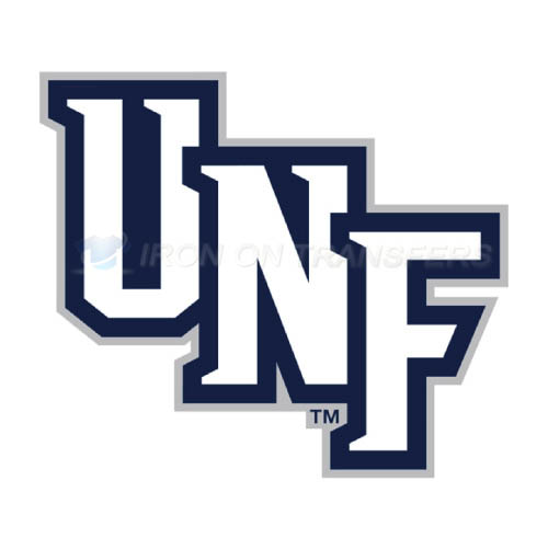 UNF Ospreys Iron-on Stickers (Heat Transfers)NO.6714