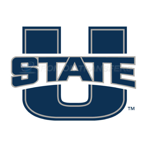 Utah State Aggies Iron-on Stickers (Heat Transfers)NO.6738