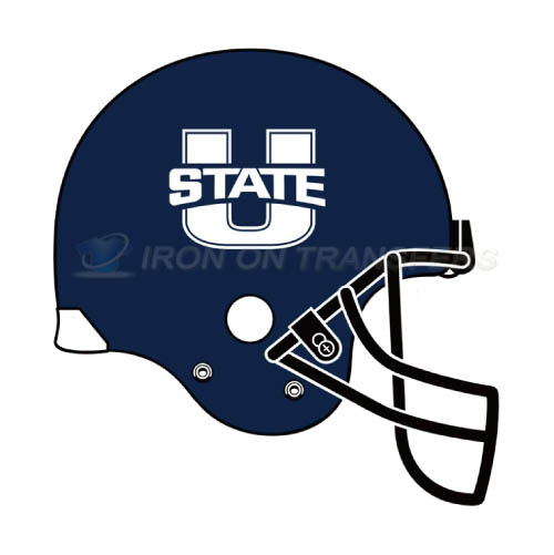 Utah State Aggies Iron-on Stickers (Heat Transfers)NO.6750