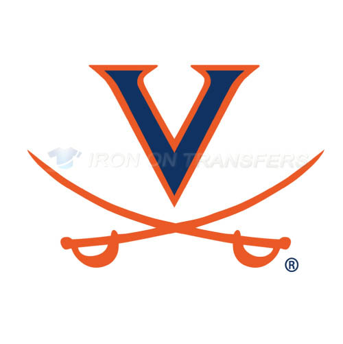 Virginia Cavaliers Iron-on Stickers (Heat Transfers)NO.6829