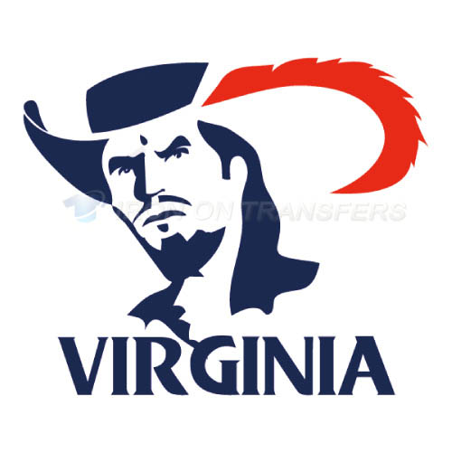 Virginia Cavaliers Iron-on Stickers (Heat Transfers)NO.6833