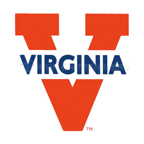Virginia Cavaliers Iron-on Stickers (Heat Transfers)NO.6834