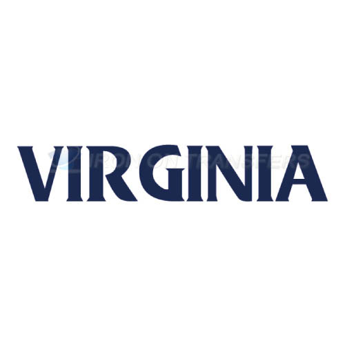 Virginia Cavaliers Iron-on Stickers (Heat Transfers)NO.6835