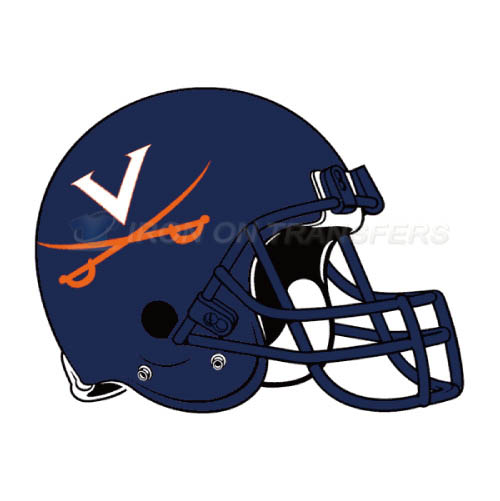 Virginia Cavaliers Iron-on Stickers (Heat Transfers)NO.6836