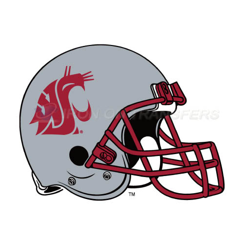 Washington State Cougars Iron-on Stickers (Heat Transfers)NO.6915