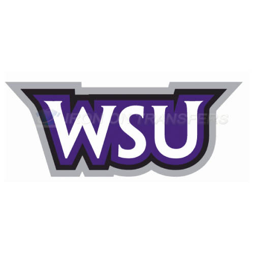 Weber State Wildcats Iron-on Stickers (Heat Transfers)NO.6923