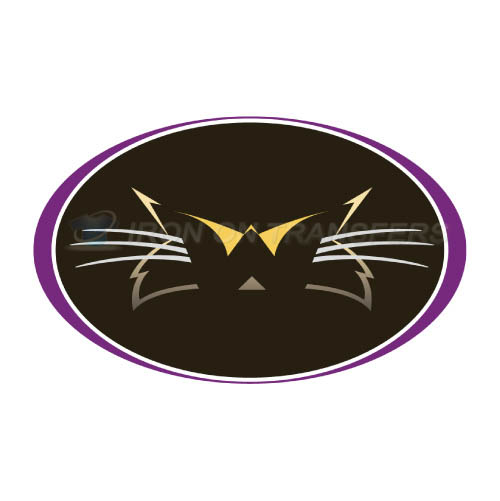 Western Carolina Catamounts Iron-on Stickers (Heat Transfers)NO.6941