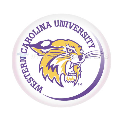 Western Carolina Catamounts Iron-on Stickers (Heat Transfers)NO.6945