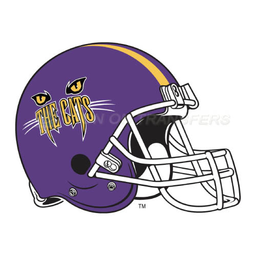 Western Carolina Catamounts Iron-on Stickers (Heat Transfers)NO.6961