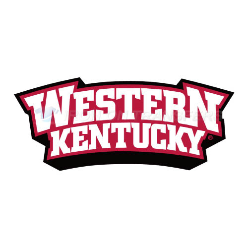 Western Kentucky Hilltoppers Iron-on Stickers (Heat Transfers)NO.6977