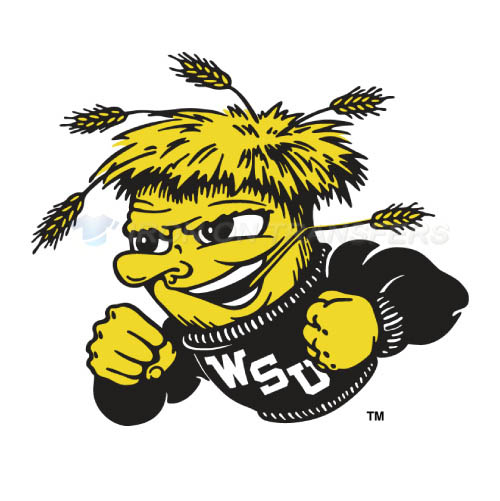 Wichita State Shockers Iron-on Stickers (Heat Transfers)NO.6998