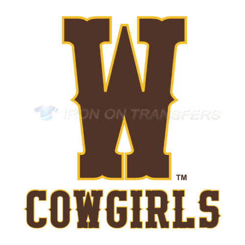 Wyoming Cowboys Iron-on Stickers (Heat Transfers)NO.7062