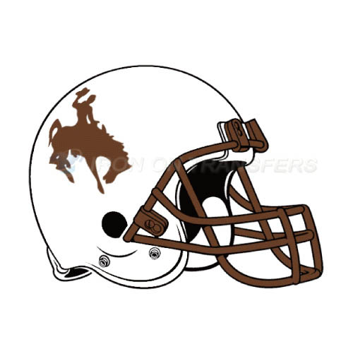 Wyoming Cowboys Iron-on Stickers (Heat Transfers)NO.7075
