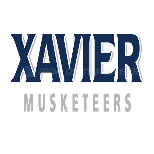 Xavier Musketeers Iron-on Stickers (Heat Transfers)NO.7080