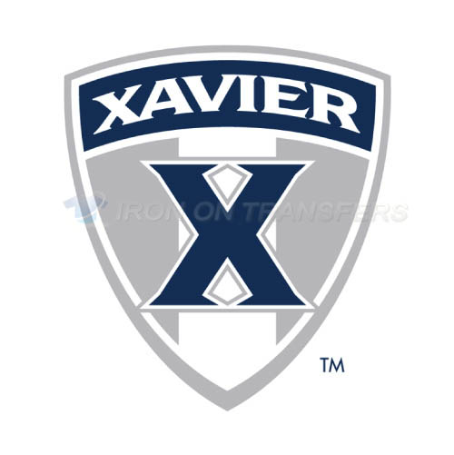 Xavier Musketeers Iron-on Stickers (Heat Transfers)NO.7082