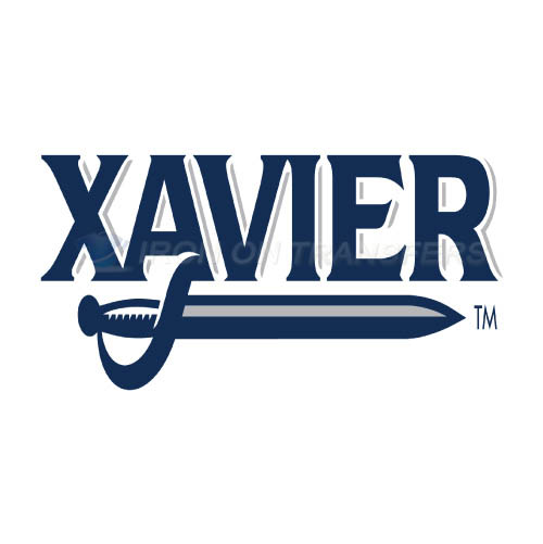 Xavier Musketeers Iron-on Stickers (Heat Transfers)NO.7083