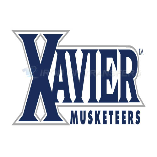 Xavier Musketeers Iron-on Stickers (Heat Transfers)NO.7086
