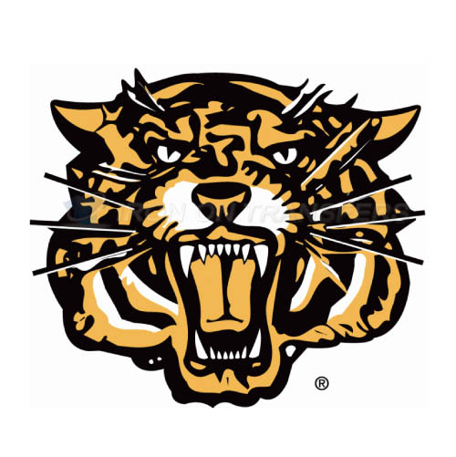 Hamilton Tiger-Cats Iron-on Stickers (Heat Transfers)NO.7596