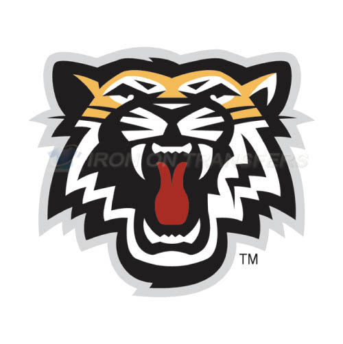 Hamilton Tiger-Cats Iron-on Stickers (Heat Transfers)NO.7602