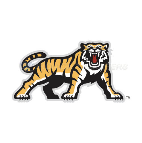 Hamilton Tiger-Cats Iron-on Stickers (Heat Transfers)NO.7603