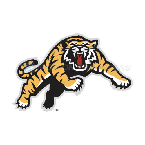 Hamilton Tiger-Cats Iron-on Stickers (Heat Transfers)NO.7604