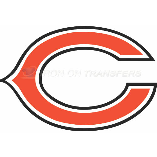 Chicago Bears Iron-on Stickers (Heat Transfers)NO.452